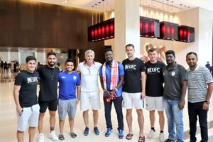 Asamoah Gyan arrives in India to completes NorthEast United FC move [VIDEO]