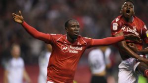 Nottingham Forest supporters name Albert Adomah as most consistent player
