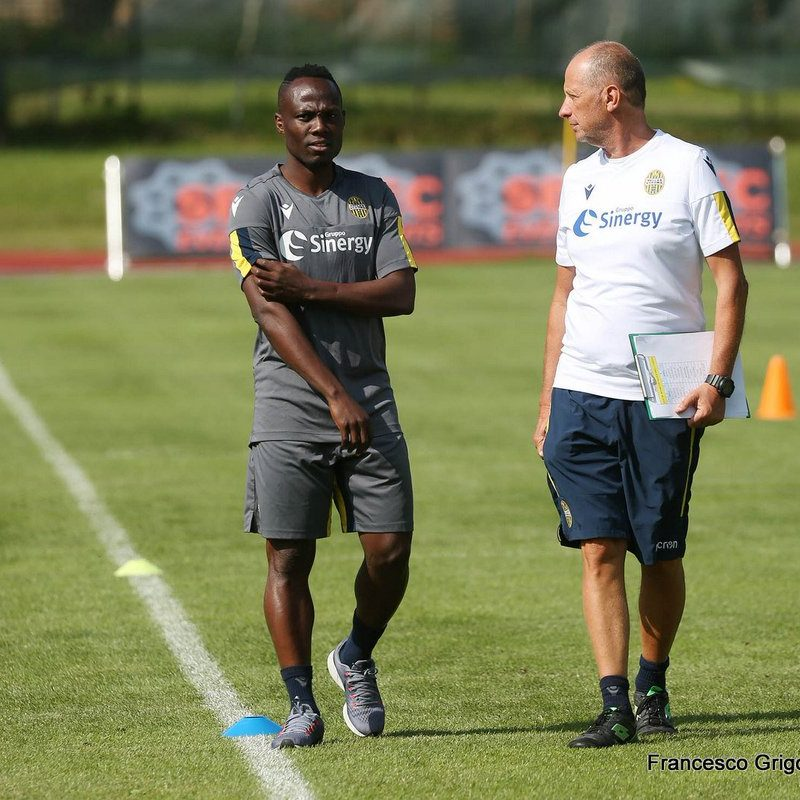 Agyemang Badu expected to join Hellas Verona teammates soon – Ivan Juric reveals