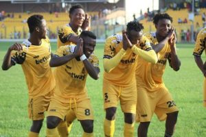 Ashgold triumph over Kotoko on penalties to lift BK Adusei foundation cup