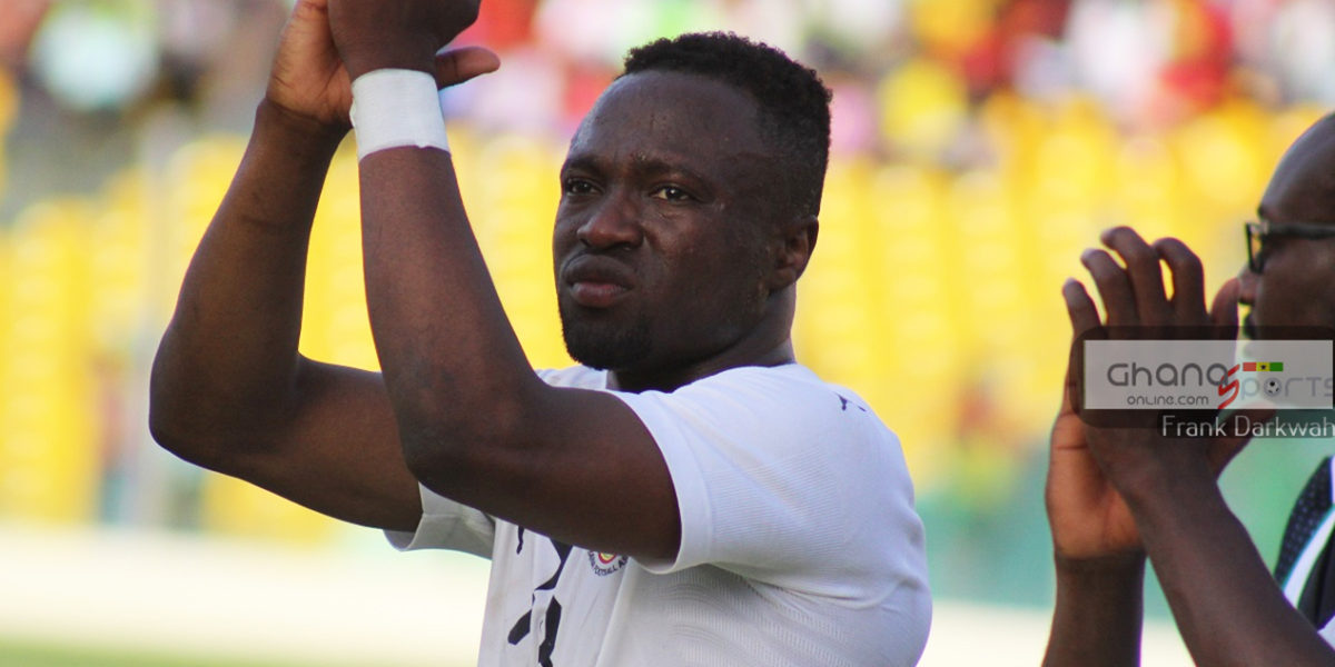 Black Meteors striker Benard Tekpetey optimistic of qualifying for U23 AFCON