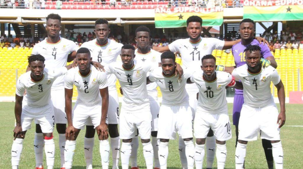 Tokyo 2020 qualifier: Ghana U-23 coach Ibrahim Tanko trains with full squad ahead of Algeria clash on Friday