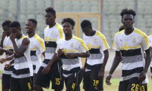 U-23 CAN: Ghana U23 coach Ibrahim Tanko impressed with players fitness ahead of Algeria match