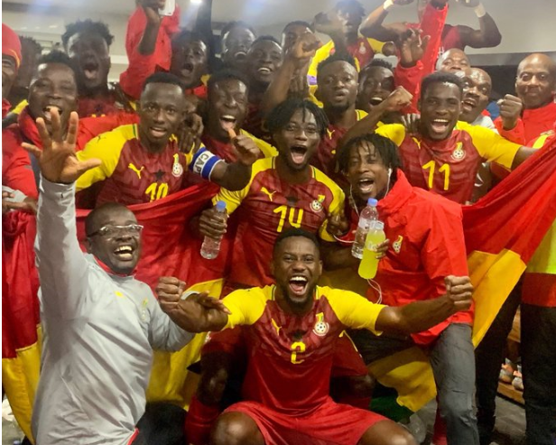 Ghana U-23 to touchdown on Thursday after historic qualification