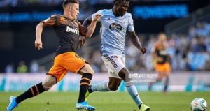 VIDEO: Ghanaian defender Joseph Aidoo reveals how he felt on his Celta Vigo debut