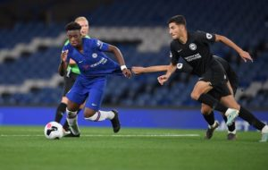 Callum Hudson-Odoi delighted to make injury return as Chelsea U-23 beat Brighton