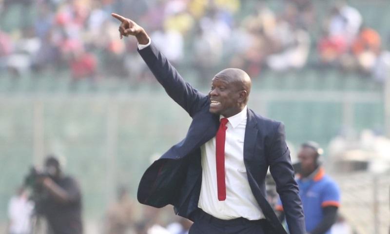 Ex-Asante Kotoko CK Akonnor misses out on Guinea coaching job