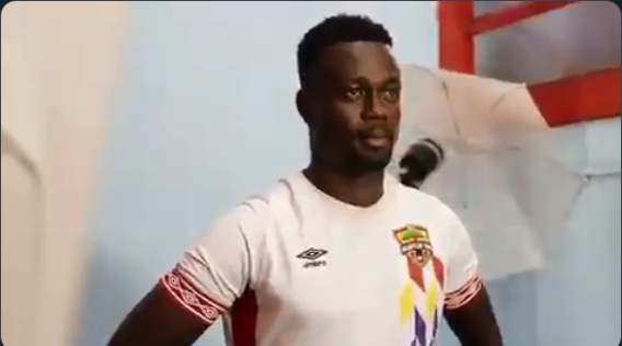 Hearts new signing Emmanuel Mintah says he wants to make history with club