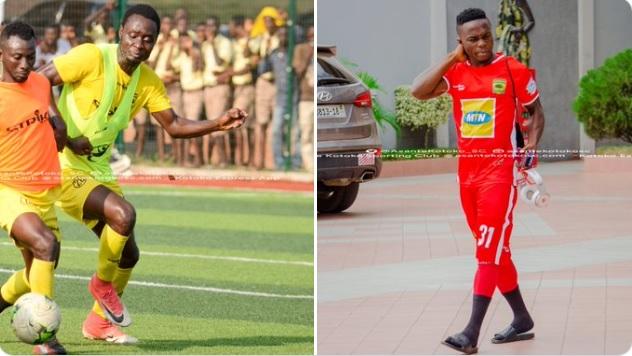 CAF Champions League: Asante Kotoko duo available for selection against Etoile du Sahel