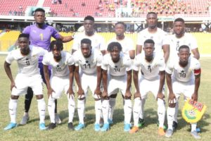 U-23 AFCON qualifier: 15 Black Meteors players available to face Algeria