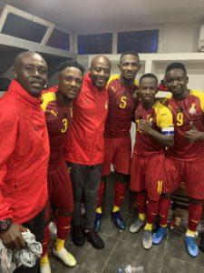 Dauda Mohammed excited as Ghana defeat Algeria to qualify for CAF U-23 tournament