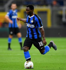 Kwadwo Asamoah reveals Antonio Conte's tactics at Inter Milan