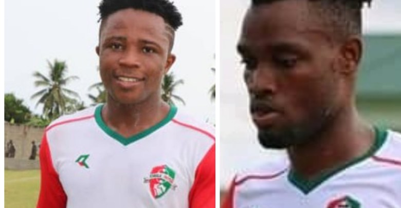 Karela United: Keyekeh and Taylor return home after trials in Hungary