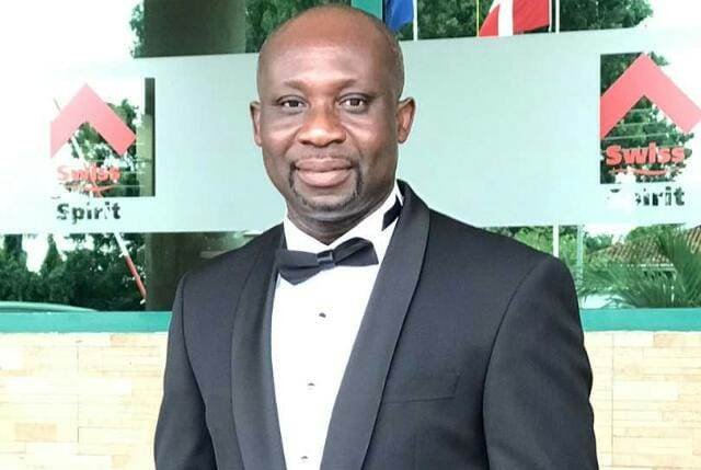 GFA presidential election: George Afriyie declares readiness to pick nominations forms