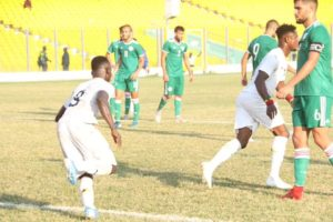 U-23 cup of nations qualifiers: Resilient Algeria hold Ghana to a 1-1 draw
