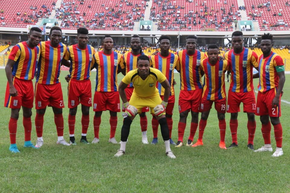 2019 Homowo Cup: Hearts - Olympics showdown called-off