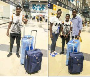 Grace Asantewaa jets off to Spanish side Logroño
