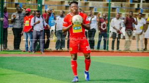 Asante Kotoko to sign Justice Blay permanently from Medeama SC