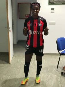 Priscilla Adubea suffers another defeat to Real Madrid
