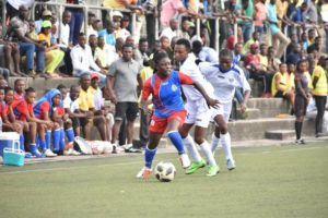 Patience Adjetey scores a brace with two assists for Delta Queens