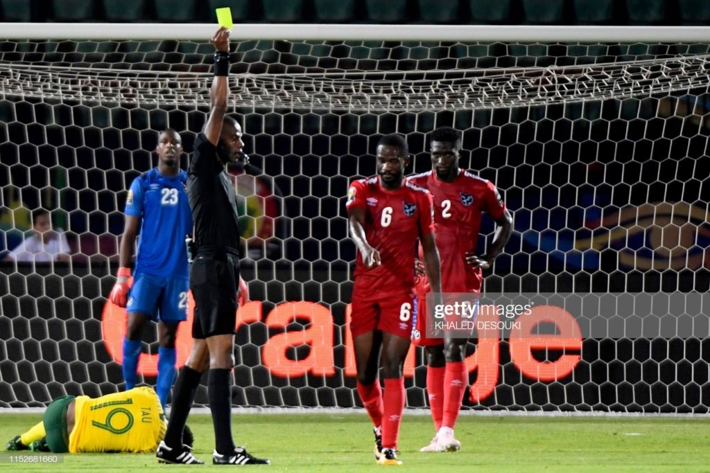 Confederations cup: CAF appoints Senegalese referee Issa Sy to handle Ashgold-RS Bekane Clash