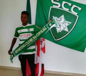 Ghanaian youngster Inusah Adams nets brace to help Sporting Club da Covilha cruise to victory in Josè Farromba Cup