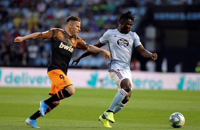 My debut for Celta Vigo was fantastic – Joseph Aidoo reveals