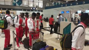 CAF champions league: Kotoko leaves for Tunisia ahead of second leg clash with Etoile du Sahel