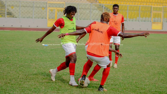CAF champions league: Kotoko looks to intensify preparations for Etoile game this weekend