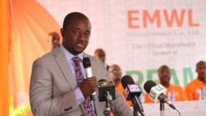 Kurt Okraku, others pick forms to contest GFA Presidential elections