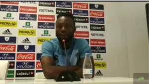 Kwabena Owusu express readiness to play in any position for CF Cordoba