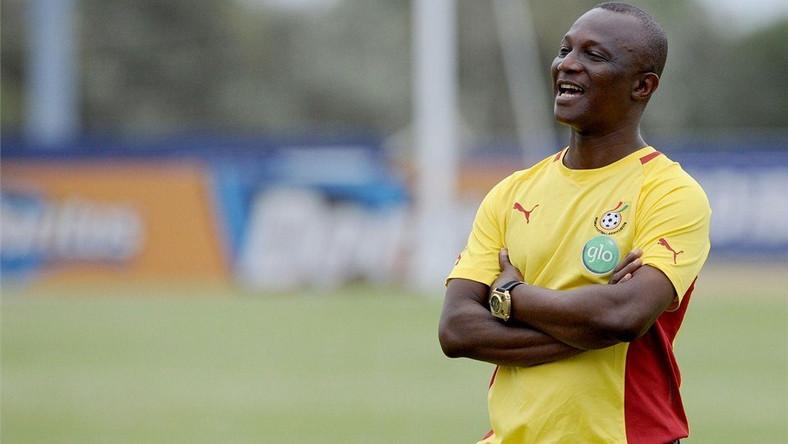 Kwesi Appiah depart Ghana to Scout players in Europe
