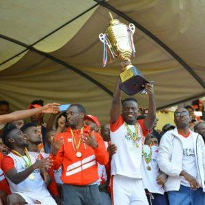 Former Kotoko player Mawuli Osei wins Ethiopian league with Mekelle