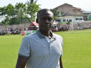 U-23 cup of nations: Black Meteors assistant coach Michael Osei eyes second leg victory against Algeria
