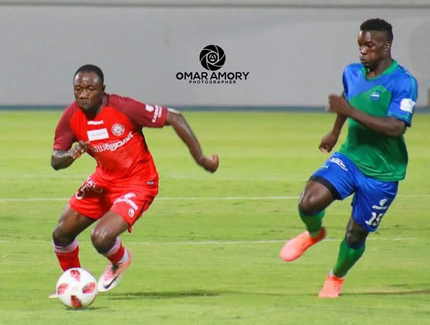 CONFIRMED: Former Achiken FC captain Nana Antwi Manu joins Egyptian club Haras El Hodoud