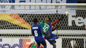 Asare, Owusu shine in KAA Gent's win over Saint Etienne in UEL