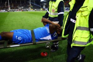 Ghana midfielder Joseph Paintsil recovers in time to feature for Genk in their UCL game against RB Salzburg