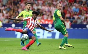Season is too young to talk of clinching La Liga title – Thomas Partey