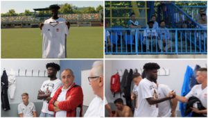 Breaking News: Ghana's Thomas Partey buys Spanish lower division club Alcobendas