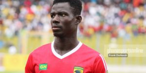 Asante Kotoko set to confirm Prince Acquah exit