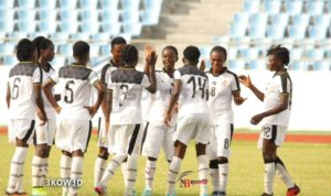 Tokyo Olympic Games: Ghana's Black Queens beat Gabon 5-0 on aggregate to advance to next qualifying round