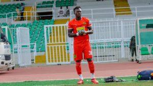 Richard Arthur eye more goals for Asante Kotoko
