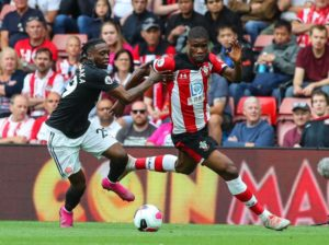 Southampton defender Jannik Vestergaard urges Ghanaian youngster Kevin Danso to learn from red card