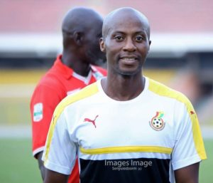 Our target is to qualify for Tokyo 2020 Olympics - Ghana U-23 coach Ibrahim Tanko