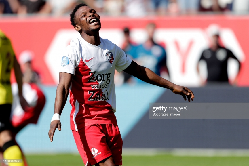 Ghanaian forward Issah Abass to switch nationality to play for Netherlands