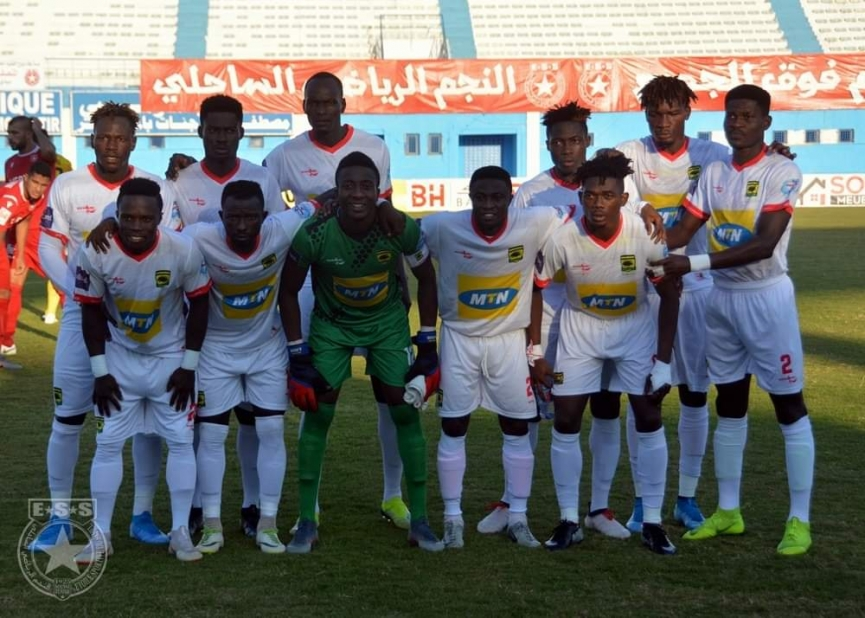 CAF Confederation Cup: Asante Kotoko set to know opponent on October 6