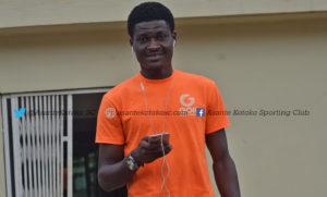 Agyeman Badu is confident of Kotoko's Qualification to the money zone