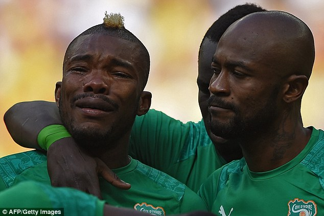 Ivorian midfielder Serey Die announces retirement from international football