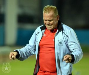 Asante Kotoko level is CAF Confederation Cup - Coach Kjetil Zachariassen