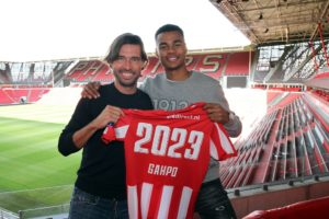 EXCLUSIVE: Ghanaian prodigy Cody Gakpo signs new PSV Eindhoven contract